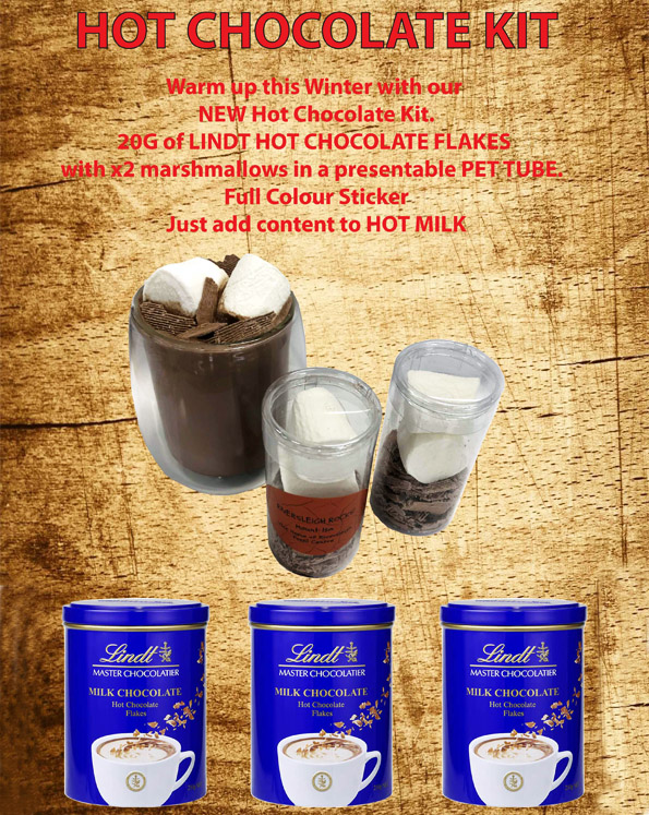 Creative Promotions The Hot Chocolate Kit